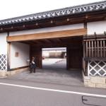 岩国〜萩・益田■3日目■江戸末期の土塀や家々を見て回る