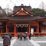 富士浅間神社三社巡り……失敗
