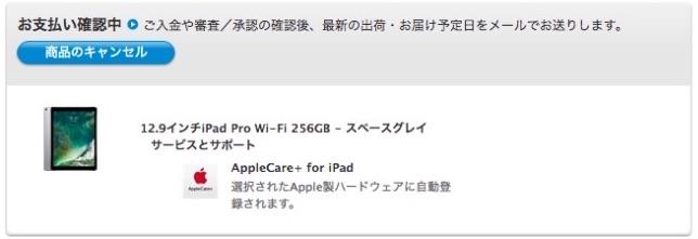 分割払いの罠にハマりiPad Pro 12.9インチをポチる